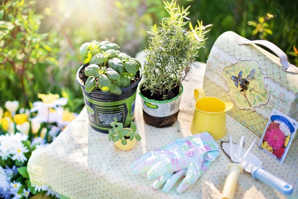 herram jardin